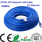 RoHS 1000Mbps Cat5e STP Network LAN Cable für Ethernet (SY118)