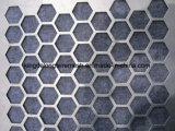 Edelstahl-sechseckiges perforiertes Metallineinander greifen