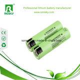 Клетка батареи 18650 NCR18650PF 2900mAh для E-Сигареты