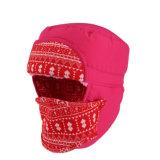 Sombrero caliente grueso a prueba de viento al aire libre de la nieve del invierno con la mascarilla