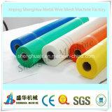 Línea del telar del paño de la red de la fibra de vidrio (hecha en China)