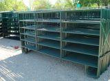 Панели поголовья дешево 5ftx12FT сверхмощные используемые/американские панели Corral скотин