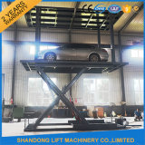 Doppio Layers Hydraulic Lift Parking per Car