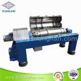 Centrifugeuse automatique à grande vitesse de décanteur de l'eau de pétrole de prix usine