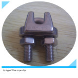 Lifting를 위한 스테인리스 Steel JIS Type Wire Rope Clips