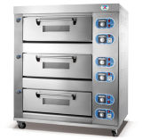 Backen-Ofen des Gas-Hgo-40