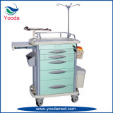 Krankenhaus-Möbel ABS Notlaufkatze