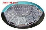 diodo emissor de luz Lamp UV de 18W Professional Two Hands Nail Gel