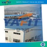 Schiffsbautechnik-Sandstrahlen, das Stahlschuß S280 für das Hämmern poliert