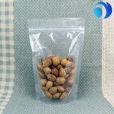 Мешок застежки -молнии ранга контакта еды пластичный Ziplock