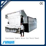 Riesiger Kapazitäts-Terry-Tuch-Trockner und Fertigstellungs-Gerät