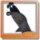 Прямые бразильские волосы двигателя девственницы черные