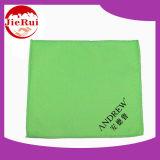Prezzo di vetro del panno di pulizia del camoscio di Microfiber della stampa di Customed