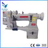 Máquina de coser industrial del bolso del ordenador del mecanismo impulsor directo con la lanzadera grande