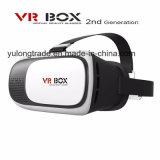 2-ые Стекла коробки 2 3D Vr поколения 3D Vr для Samsung и iPhone