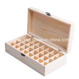 Plateau en bois de Flowerpot personnalisé par cru de cadre en bois