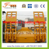 12.9m 3axle Lowbed Semitrailer