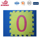 Letters & Numbers Puzzle Play Mat 36 Tiles EVA Foam Mat