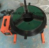Positioner certificado Ce Hbt-30 da soldadura da indicação digital para a soldadura circular