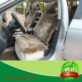Tampa dianteira de tampa de assento do carro da pele de carneiro