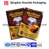 Гибкий мешок пластичный упаковывать кофейного зерна с изготовленный на заказ логосом