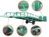 Verpackungs-Werkstatt-Gabelstapler-Behälter-Verladedock-Rampe