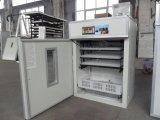 Incubateur complètement automatique d'oeufs de Digitals pour 528 oeufs