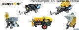 Schrauben-Pumpen-Mörtel, der Maschine vergipst