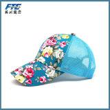 Tampão personalizado verão do esporte do engranzamento dos chapéus da forma do logotipo