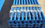 足場は販売のための調節可能な縦の管サポート/鋼鉄支柱を分ける
