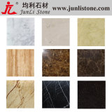 Green/White/Green/Grey Stone Marble para Floor Tile