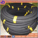 Tubo flessibile residuo della gomma di aspirazione di fognatura