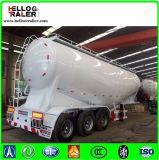 Tri acier du carbone d'essieu 33000 litres de combustible dérivé du pétrole de réservoir de remorque semi