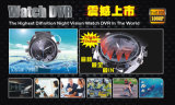Camera Watch 1080P Waterproof Micro 4LED voor Night Vision Video Record 4GB-16GB (qt-IR014)