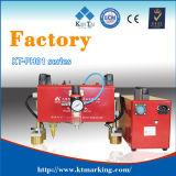 Macchina pneumatica portatile Kt-pH01 della marcatura di Pin del PUNTINO
