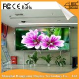 Pantalla video a todo color TV de la pared de HD P1.6 LED para de interior
