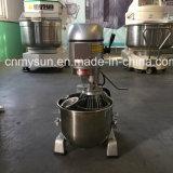 Mezclador Planetario de hornada de la torta (80L Capacidad del recipiente)