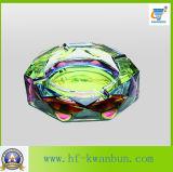 Het Asbakje van het glas met Goede Prijs kb-Jh06192