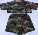 Комплект нижнего белья военных в камуфлировании полесья