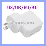 Verbinder 4 wir BRITISCHE Au EU stecken Aufladeeinheit USB-Dock der Wand-2.1A für iPhone/Samsung/Android ein