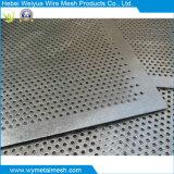 Сетка Mtal нержавеющей стали Perforated