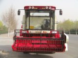고무 바퀴 유형 농업 밥 추수 기계
