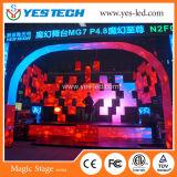 Module polychrome d'Afficheur LED de seul modèle de structure