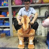 Giri elettrici animali del motorino del giocattolo di guida della peluche del Ce della Cina dalla fabbrica all'ingrosso