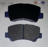 Низкая цена высокого качества для пусковых площадок тормоза роторов тормоза No D1134 No 98735293901 Fmsi OEM Порше автомобиля