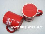 Tazza di ceramica impressa Two-Tone di Fd013