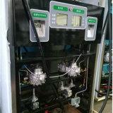Pompe à essence de distributeur de carburant de luxe - Quatre buses - Quatre écrans LCD - Multi-Médias