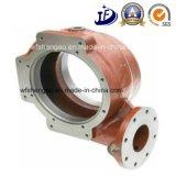 Soem-Bewässerung-Pumpenkörper-Metallgußteil des Flansch-Rohr-Verbinders