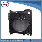 Mtaaii-G3: Radiador de agua para el motor diesel de Shangai