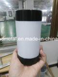 Aluminium CNC die Delen voor de Toebehoren van de Verlichting machinaal bewerken